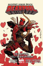 Deadpool Tom 7 Deadpool leci Szekspirem,
