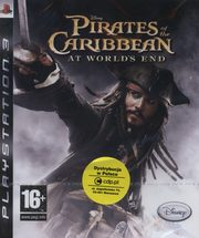 Pirates of the Caribbean: At Worlds End PS3,