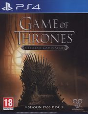 Game of Thrones PS4,