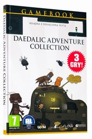 Gamebook Daedalic Adventure Collection,