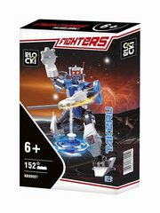 Klocki Blocki Fighters Takeru 152 elementy,
