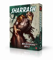 Neuroshima Hex: Sharrash 3.0,