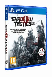 Shadow tactics PS4,