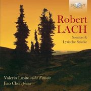 SONATAS AND LYRISCHE STUCKE FOR VIOLA D'AMORE AND PIANO, LACH R.