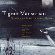SONGS AND INSTRUMENTAL MUSIC, MANSURIAN T.