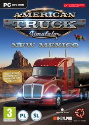 American Truck Simulator New Mexico,
