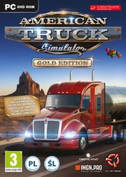 American Truck Simulator PC Gold Edition,