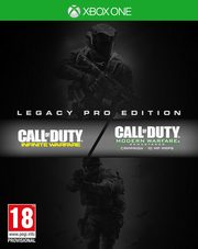 Call of Duty Infinite Warfare Edycja Legacy Pro Xbox One,