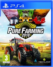 Pure Farming 2018 PS4,