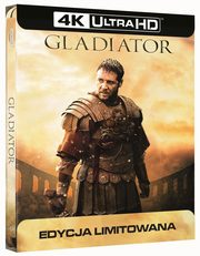 Gladiator 4K (Steelbook) UHD+Blu Ray, David Franzoni, John Logan