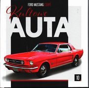 Kultowe Auta 10 Ford Mustang Coupe,