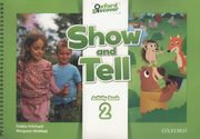 Oxford Show and Tell 2 Activity book, Pritchard Gabby, Whitfield Margaret