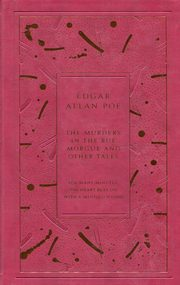 The Murders in the Rue Morgue and other tales, Poe Edgar Allan
