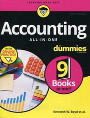 Accounting All-in-One For Dummies: with Online,