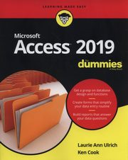 Access 2019 For Dummies,