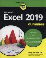 Excel 2019 For Dummies,