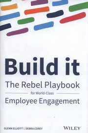 Build It: The Rebel Playbook for World-Class E,