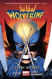 All-New Wolverine Cztery siostry, Taylor Tom